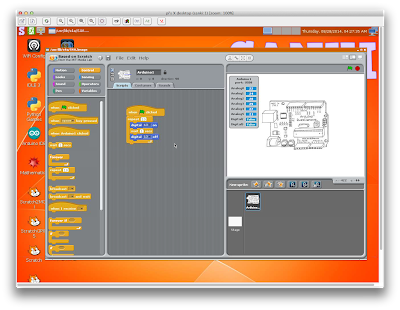 Arduino + Scratch